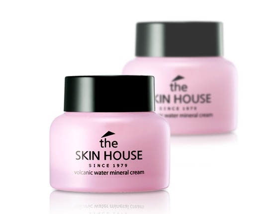 THE SKIN HOUSE VOLCANIC WATER MINERAL CREAM 50G